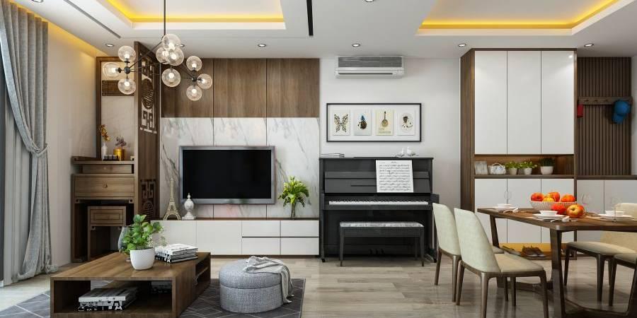 Dịch vụ tư vấn thiết kế nội thất chuyên nghiệp
